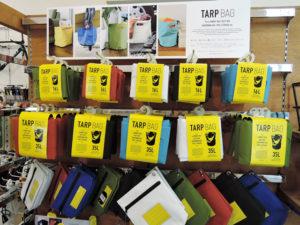 Tarp Bag Round