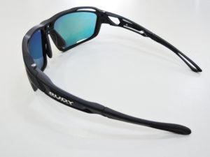 RUDY PROJECT SINTRYX マットブラックフレーム マルチレーザーオレンジレンズ + スモークブラックレンズ + クリアレンズ
