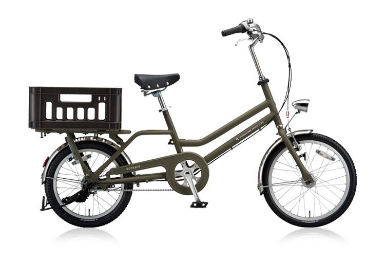 トートボックス自転車