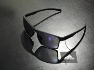 adidas ad30 wayfinder 6700 マットコール グレイ/ヴィオラミラー