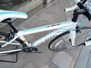 ルイガノ WSR レディースロードバイク