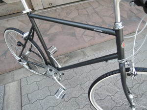 tokyobike26 スレートグレー