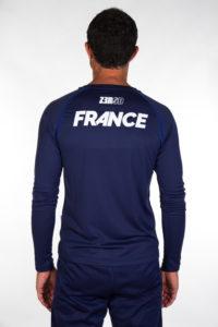 RUNNING LONG T-SHIRTS FRANCE
