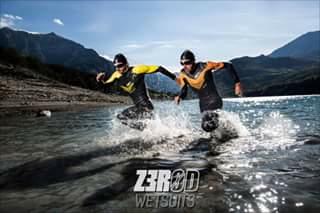 Z3R0D ゼロディーウェットスーツ