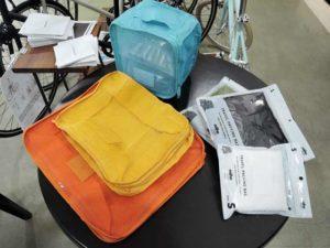 HIGHTIDE GB235 トラベルパッキングバッグ