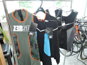 Z3R0D ゼロディー トライアスロンウェア