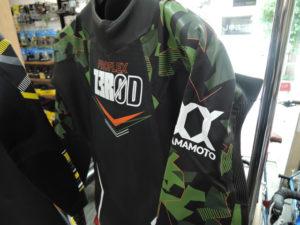 Z3R0D ゼロディー ウェットスーツ