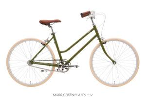 TOKYOBIKE LITE モスグリーン