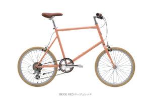 TOKYOBIKE トーキョーバイク 20 ベージュレッド