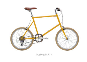 TOKYOBIKE トーキョーバイク 20 マスタード