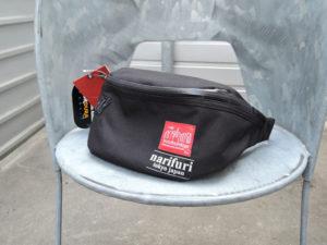 narifuri NFMP-01 ×Manhattan Portage Brooklyn Bridge Waist Bag