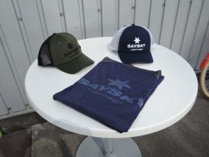 SAYSKY セイスカイ CLASSIC TRAIL CAP