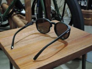 POC Know Harf Green Translucent / Broun Mr Lens