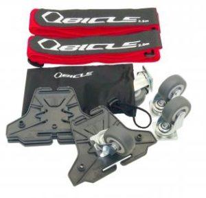 Qbicle バイクポーター用キャスターセット