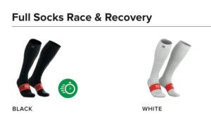 コンプレスポーツ Full Socks Race & Recovery