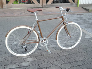TOKYOBIKE 26 LIMITED-ACORN BROWN