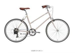 トーキョーバイク BISOU 26 アイボリー