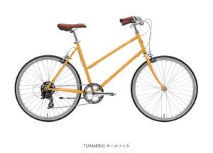 トーキョーバイク BISOU 26 ターメリック