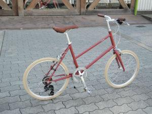 トーキョーバイク CALIN カラン BORDEAUX:ボルドー