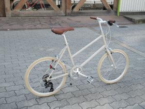 トーキョーバイク CALIN カラン IVORY:アイボリー