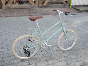 トーキョーバイク CALIN カラン BLUE JADE:ブルージェード