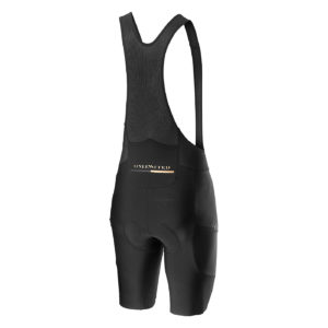 CASTELLI カステリ UNLIMITED BIBSHORT 4520005-010 | BLACK