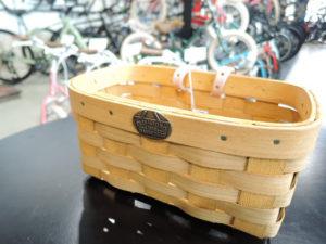 ピーターボロ 子供自転車用バスケット