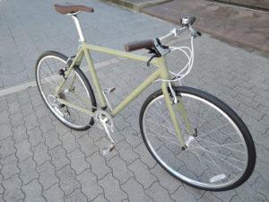 ライトウェイ シェファード クロスバイク