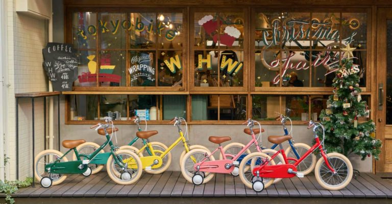 トーキョーバイクの子供車在庫あります