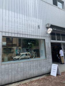 TOKYOBIKE TOKYOの入り口